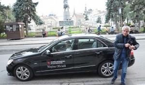 Mercedes-Benz la TIFF (Nicu Chelariu - Foto)