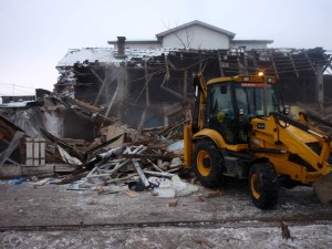 demolare coastei