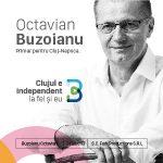 Octavian Buzoianu, intre societatea civila si aliante politice